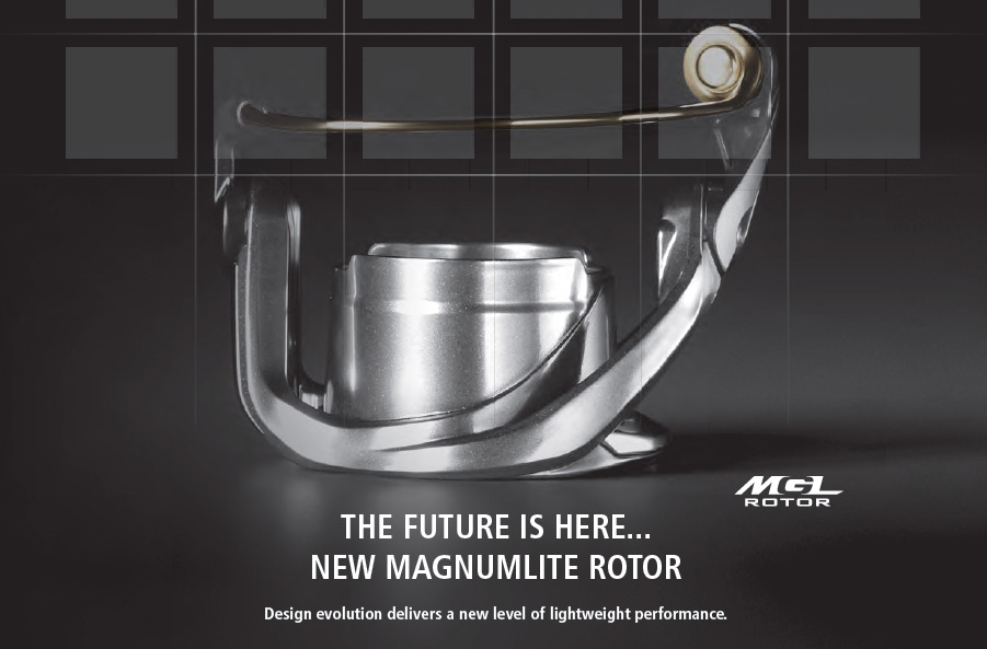 Magnumlite rotor